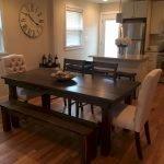 Enhance Dinning Room With Farmhouse Table 179