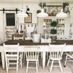 Enhance Dinning Room With Farmhouse Table 180