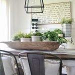 Enhance Dinning Room With Farmhouse Table 182