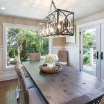 Enhance Dinning Room With Farmhouse Table 183