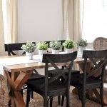 Enhance Dinning Room With Farmhouse Table 184