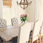 Enhance Dinning Room With Farmhouse Table 187