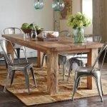 Enhance Dinning Room With Farmhouse Table 188