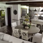 Enhance Dinning Room With Farmhouse Table 189