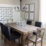 Enhance Dinning Room With Farmhouse Table 1