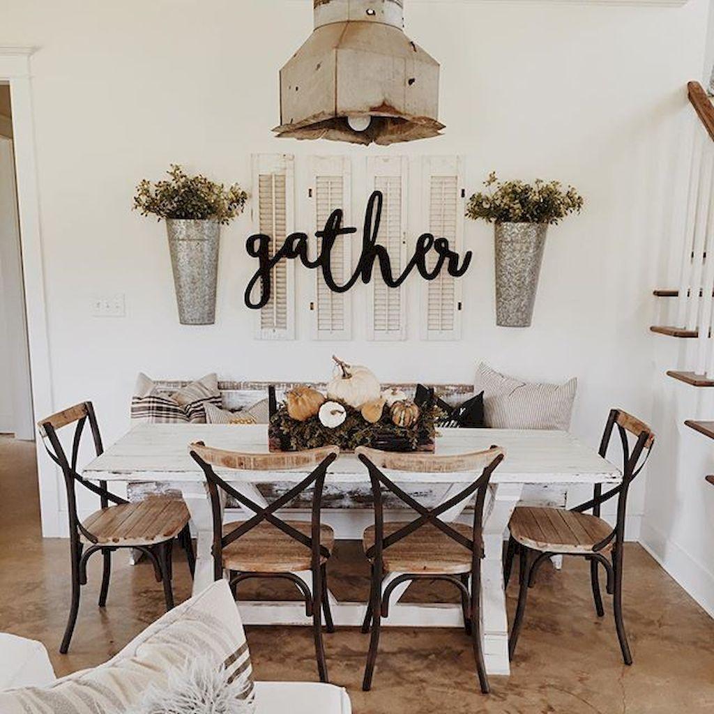 Farmhouse Dinning Room159