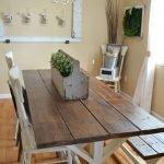 Enhance Dinning Room With Farmhouse Table 3