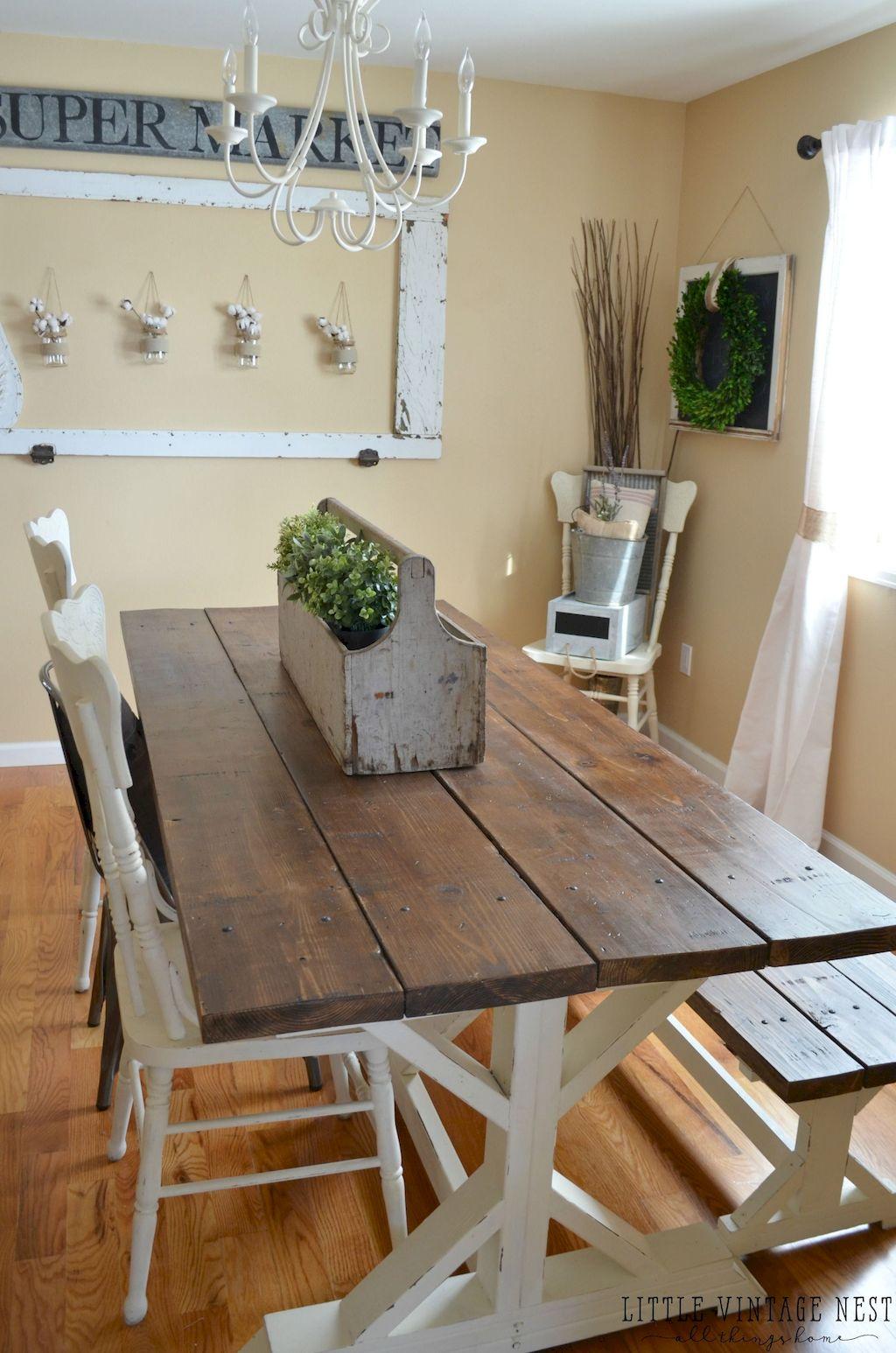 Farmhouse Dinning Room160