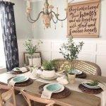 Enhance Dinning Room With Farmhouse Table 9