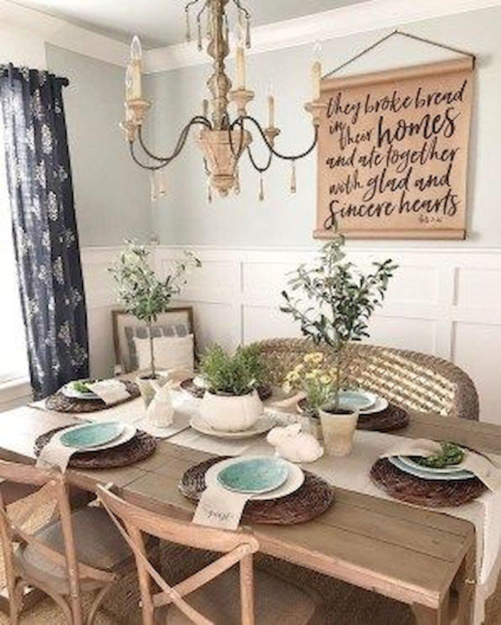 Farmhouse Dinning Room168