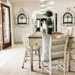 Enhance Dinning Room With Farmhouse Table 15