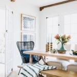 Enhance Dinning Room With Farmhouse Table 18