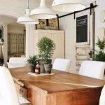 Enhance Dinning Room With Farmhouse Table 22