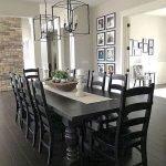 Enhance Dinning Room With Farmhouse Table 23