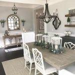 Enhance Dinning Room With Farmhouse Table 25