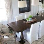 Enhance Dinning Room With Farmhouse Table 32