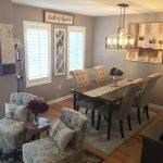 Enhance Dinning Room With Farmhouse Table 33