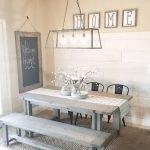 Enhance Dinning Room With Farmhouse Table 36