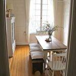 Enhance Dinning Room With Farmhouse Table 37