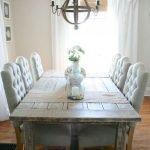 Enhance Dinning Room With Farmhouse Table 39