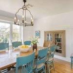 Enhance Dinning Room With Farmhouse Table 41