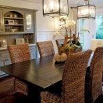 Enhance Dinning Room With Farmhouse Table 42