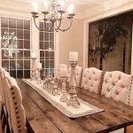 Enhance Dinning Room With Farmhouse Table 44