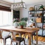 Enhance Dinning Room With Farmhouse Table 45