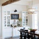 Enhance Dinning Room With Farmhouse Table 46