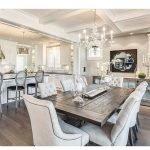 Enhance Dinning Room With Farmhouse Table 47