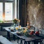 Enhance Dinning Room With Farmhouse Table 48