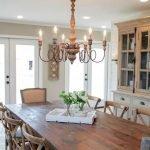 Enhance Dinning Room With Farmhouse Table 49