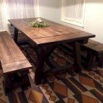 Enhance Dinning Room With Farmhouse Table 50