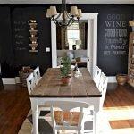 Enhance Dinning Room With Farmhouse Table 51