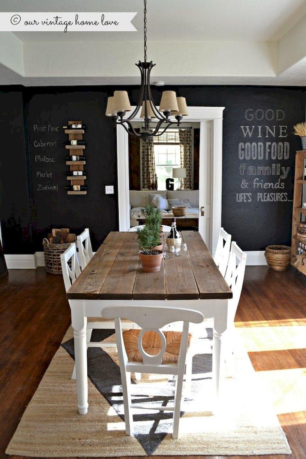 Farmhouse Dinning Room222