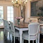 Enhance Dinning Room With Farmhouse Table 53