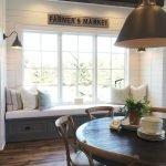 Enhance Dinning Room With Farmhouse Table 54