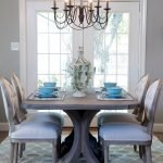 Enhance Dinning Room With Farmhouse Table 56
