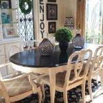 Enhance Dinning Room With Farmhouse Table 57