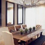 Enhance Dinning Room With Farmhouse Table 60