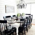 Enhance Dinning Room With Farmhouse Table 61