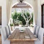 Enhance Dinning Room With Farmhouse Table 63