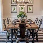 Enhance Dinning Room With Farmhouse Table 66