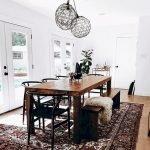 Enhance Dinning Room With Farmhouse Table 73