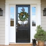 Elegant Front Door Decorating Ideas 2