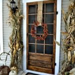 Elegant Front Door Decorating Ideas 10