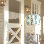 Elegant Front Door Decorating Ideas 12