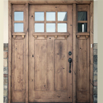 Elegant Front Door Decorating Ideas 13