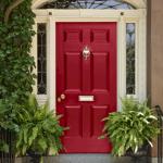 Elegant Front Door Decorating Ideas 19