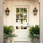 Elegant Front Door Decorating Ideas 20